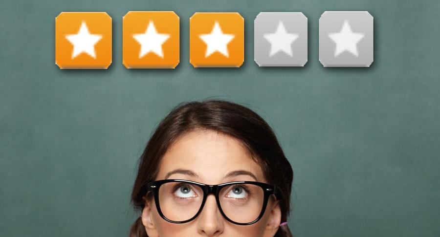 How Quickly Criticism Cracks Confidence